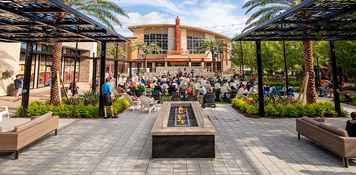 Gainesville Florida Shopping Center